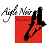 Aigle Noir Productions Mobile Logo